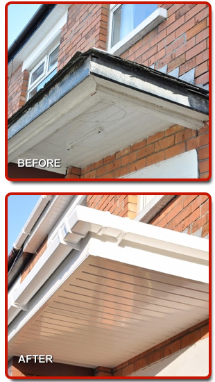 UPVC Before & After